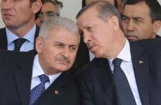 erdogan si Binali Yildirim
