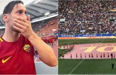Francesco Totti retragere
