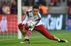 Ederson Moraes Benfica