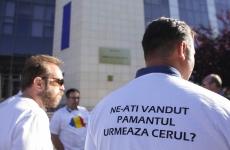 protest romatsa