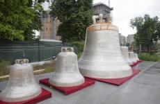 Inquam clopote Catedrala Mântuirii Neamului