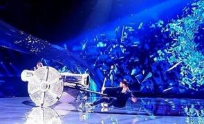 Alex Florea Eurovision accident