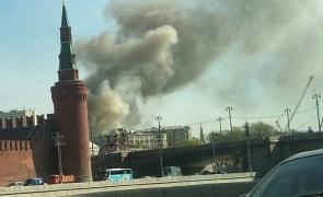 moscova, foc