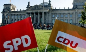 germania CDU vs SPD