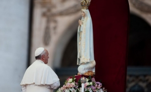 Papa Francis, fatima