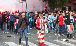 fani Atletico Madrid