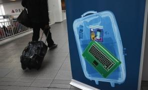 laptop la bord