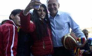 Liviu Dragnea selfie