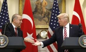 Donald Trump și Recep Tayyip Erdogan