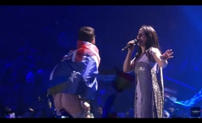 incident eurovision