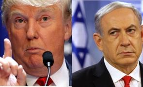 donald trump si Benjamin Netanyahu