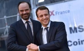 Edouard Philippe Macron