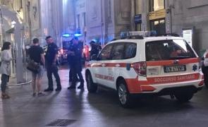 polițist italian