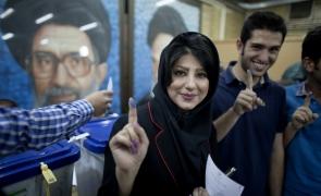 alegeri, iran