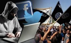 ISIS, internet