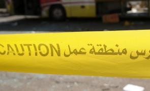 police line, egipt