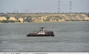 barjă transport fluvial