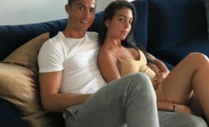 Cristiano Ronaldo iubita
