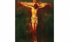 """""""Christ"""", Adrian Ghenie"""