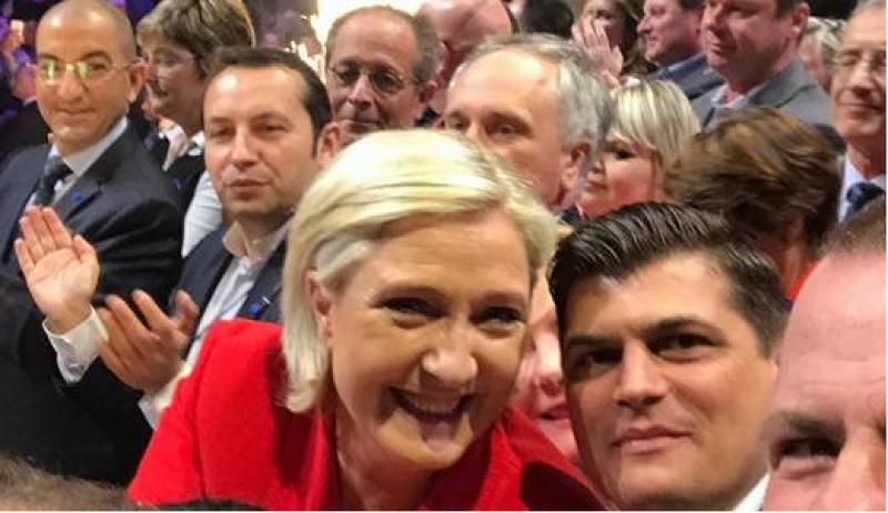 Thumbnail for Replică devastatoare: `Diaconu să nu uite când se ruga de mine să îl duc la Marine Le Pen`