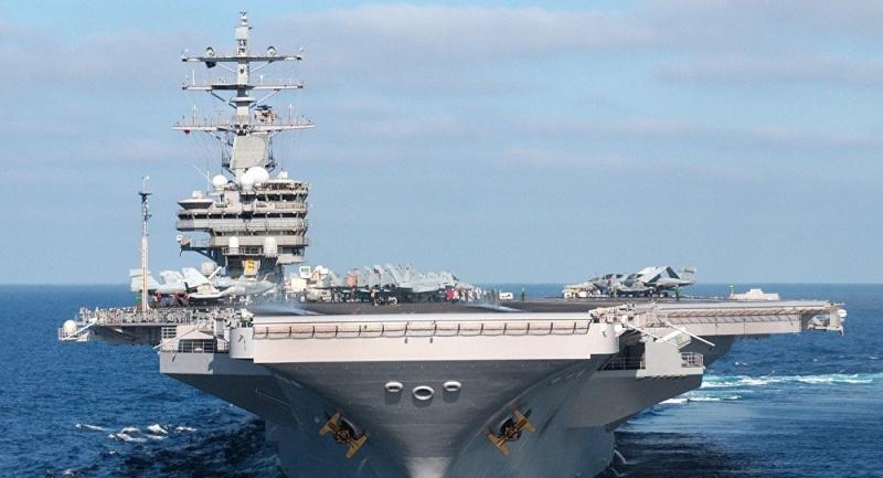 Thumbnail for Lucrurile SE COMPLICĂ în Orient: SUA au trimis un al doilea portavion