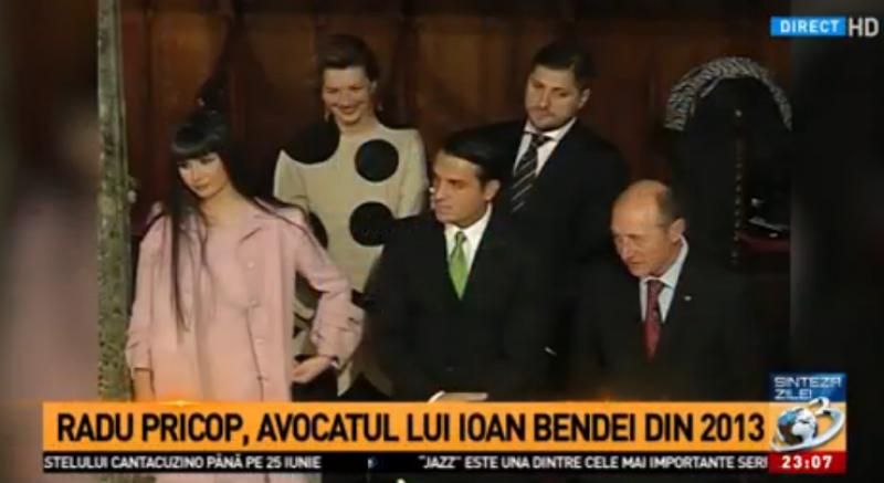 Thumbnail for Băsescu și-a amintit: Uitase că îl știa pe Radu Pricop înainte să îi devină ginere - VIDEO