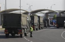 convoaie militare NATO România