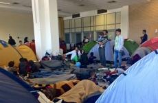Hellinikon, refugiati