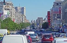 București, trafic, poluare