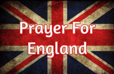 pray for england