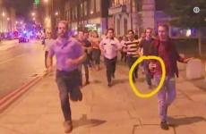 bărbat halbă bere atentat Londra