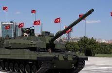 tanc turcia