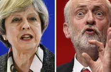 jeremy corbyn vs theresa may