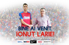 Ionuț Larie FCSB