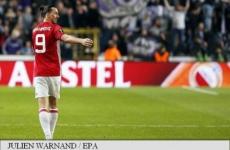 Zlatan Ibrahimovic Manchester