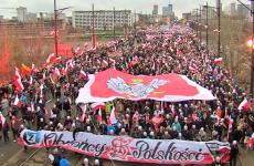 Polonia manifestatii