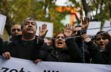 turica, protest