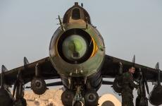 siria, avion