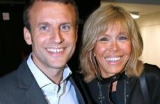 Brigitte Emmanuel Macron