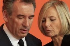 Marielle de Sarnez, François Bayrou