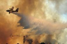 avion, foc, portugalia