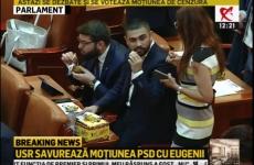 parlamentari eugenii
