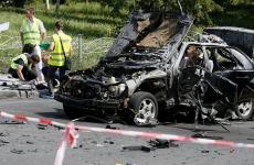 kiev, atentat