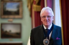 lord mayor of london andrew parmley