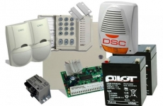sistem alarma cablu