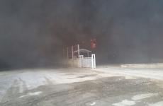 incendiu Balotești