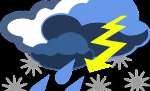 fulger meteo nor