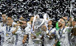 campionii Real Madrid