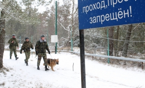 zid lituania, rusia