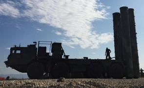 rachete S300, siria